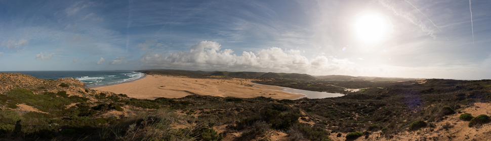 Praia do Bordaira, Portugal